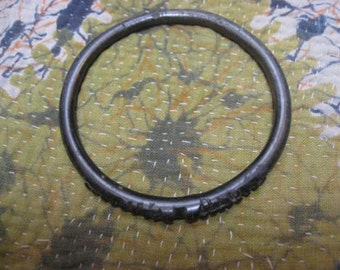 Antique Alloyed Bronze Indian Bangle/Arm Band 200-300 years old