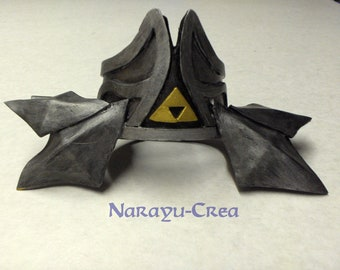 Twilight Princess Hair slide