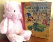 Vintage Hardcover Children's Book Collection of Hans Andersen's Fairy Tales