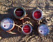 Plum with Hint of Cinnamon Preserves 8oz Jar