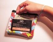 "On-the-Go Camera Case Elastic ""SmartWristlet"" (Designer Israeli Fabric) Water-Resistant GREAT FOR KIDS"