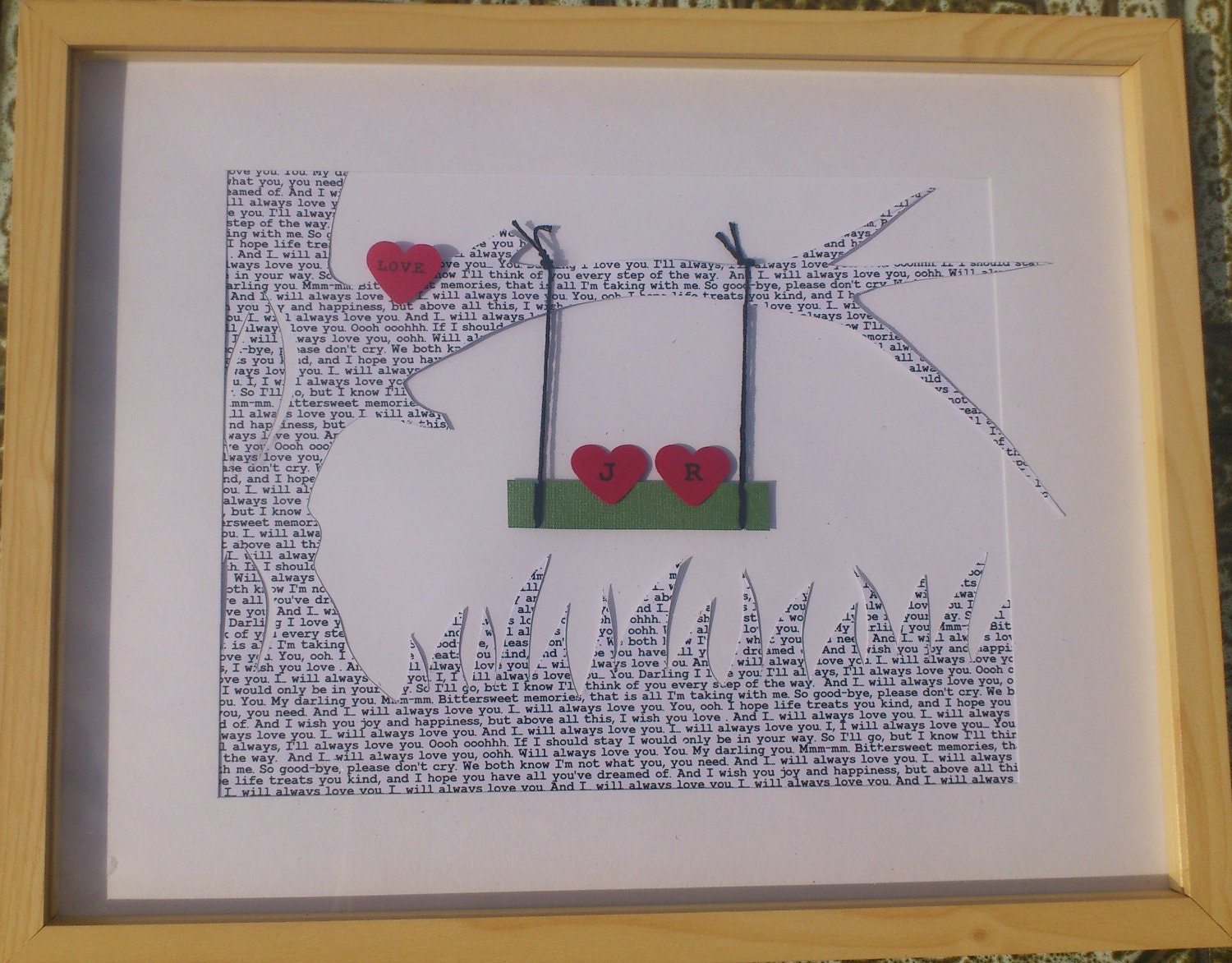 Wedding Gift Ideas For Couples: Personalized Wedding Gift For Couples Song Lyrics