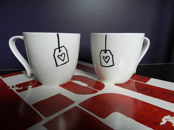 Dain-Tea Cups