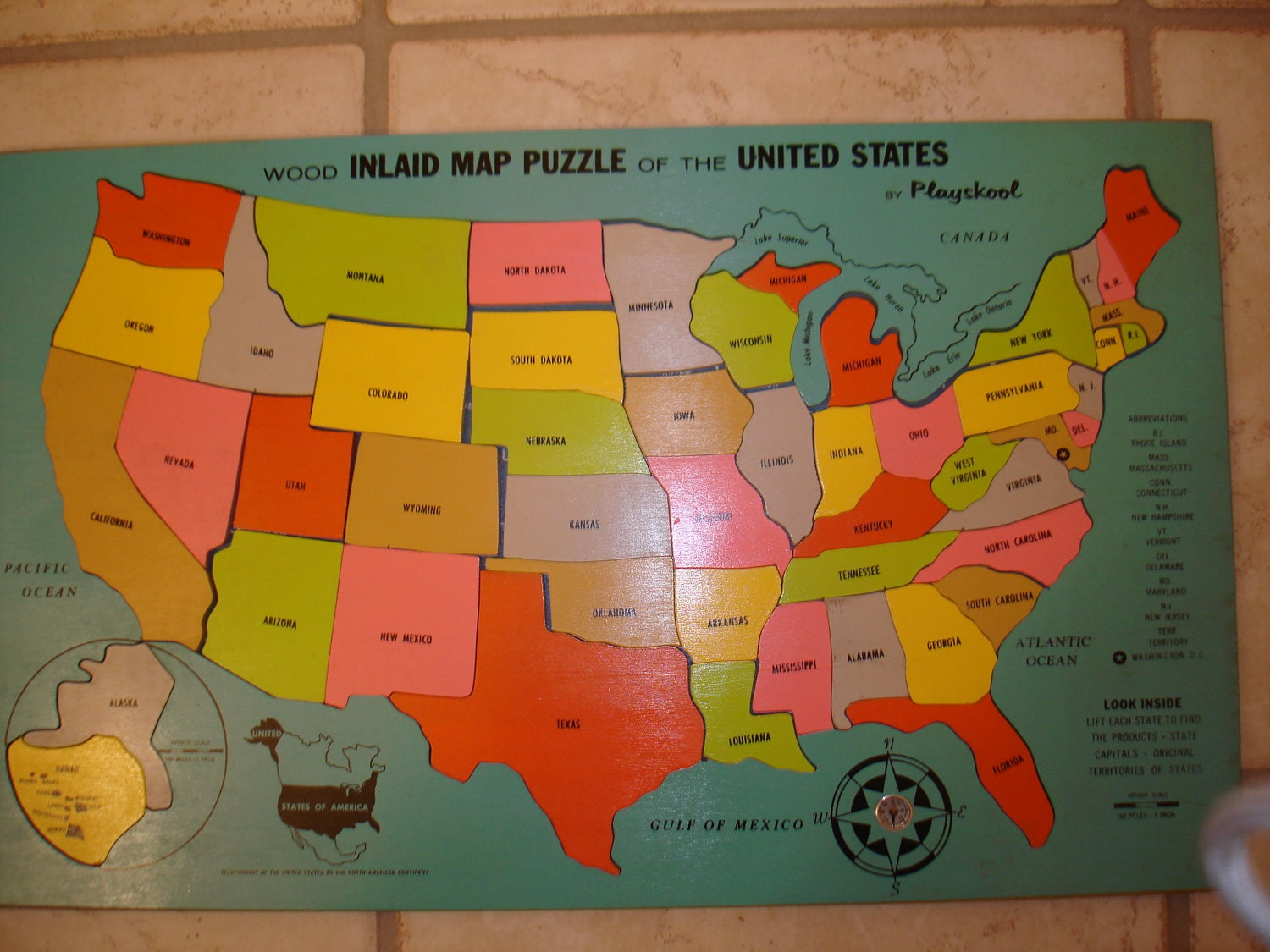USA Map Puzzleusa Puzzle Android Apps On Google Play USA United - Us map georgia puzzle