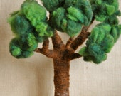 Special item for Eleni Wool Tree Four Seasons,6 apples,6 flowers,small cardinal and small squirrel with acorn.