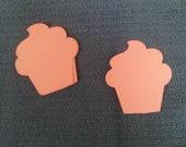 Cupcake Paper Cut-outs