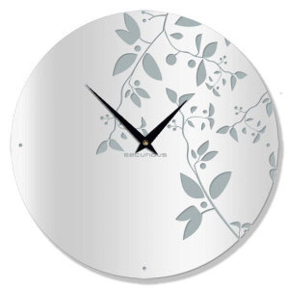 Wall Clock Large Wall Clock Wall Clocks Mirror By