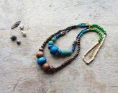 ATIENO - Beaded necklace - Lost and Found