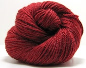 Nuna Yarn in Cardinal Red by Mirasol