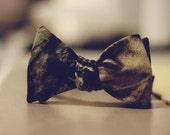 Mossy Oak Camouflage Bow Tie