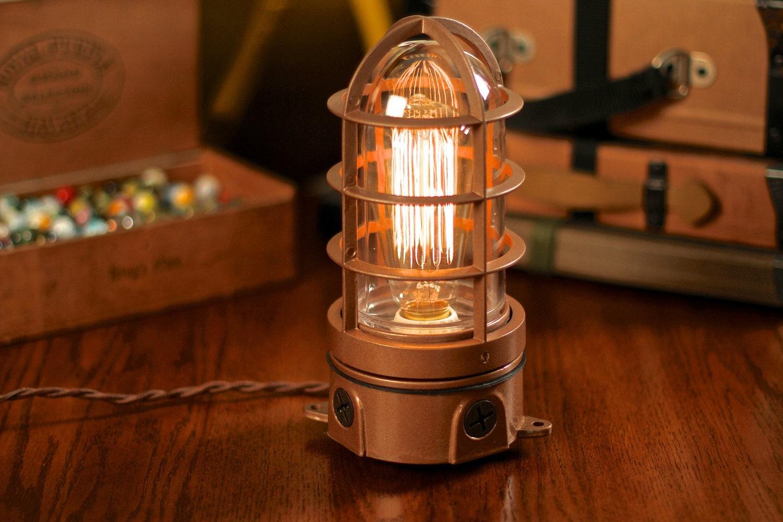 Edison Lamp Fixtures Edison Bulb Table Lamp