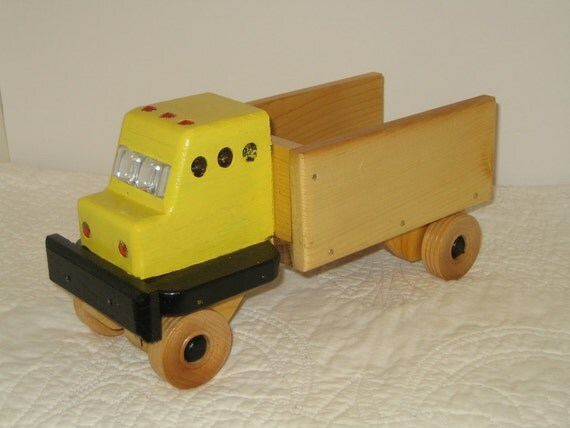 FARM TRUCK , or  UTILITY truck wooden, ready to Haul.