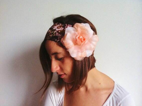 Women Headband - Womens Hippie Headbands Boho Head Wraps, Head Bands Fabric Headband, Hair Turban Head Scarf Hair Wrap