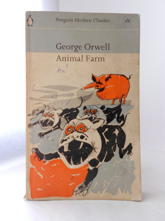 essays on 1984 and animal farm Comparison compare contrast essays - george orwell and animal farm and 1984.