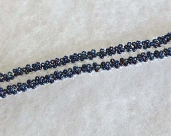 Beautiful delicate  beaded bracelet