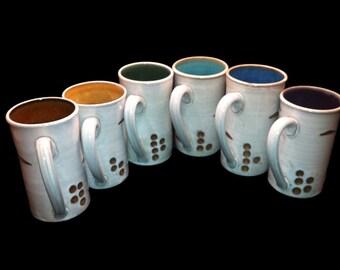 Birch Bark Mug