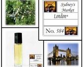 London -Fragrance Oil Roll-On
