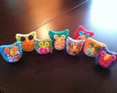 Miniature Owls Bundle Pack