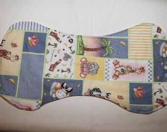 One-Safari Burp Cloth