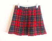 80s little girl school uniform skirt eighties