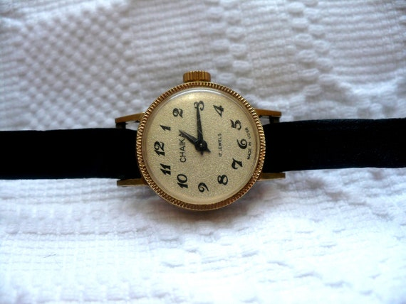 Soviet watch Chaika mechanical ladies watch in incredible condition