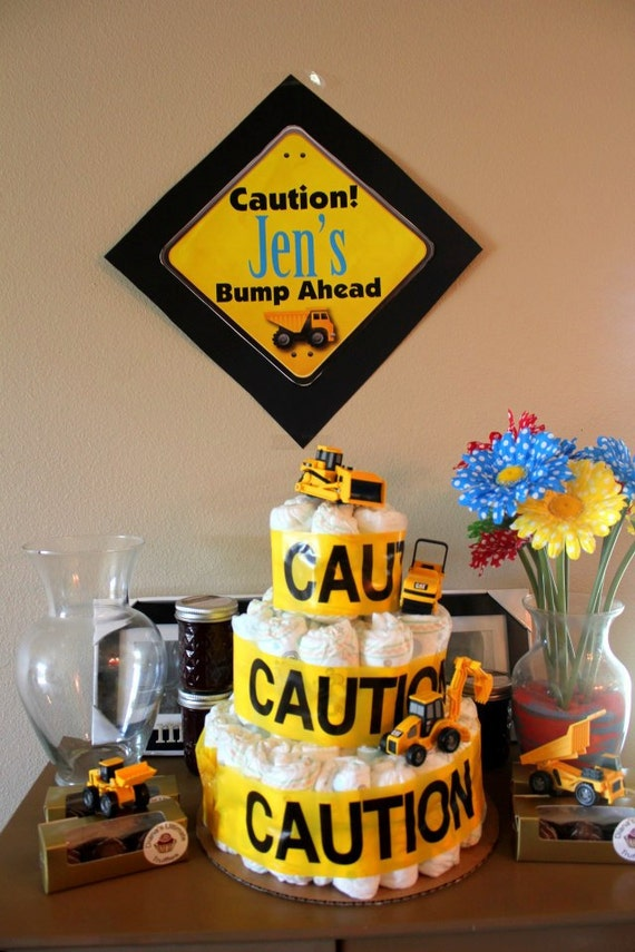 Diy Printable Construction Themed Party Welcome By