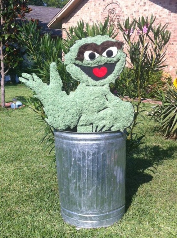 Sesame Street: Oscar the Grouch/ RENT for 60