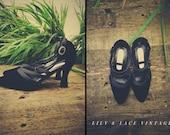 SALE // Studio Buckle Shoes // UK Size 4, Heels