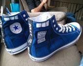 Doctor Who TARDIS Inspired Plain