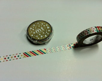 mt Masking Tape / 2012 mt images of Merry Christmas / Merry X'mas / MTCMAS25