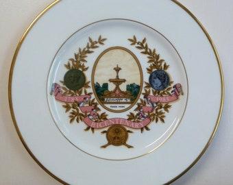 Schweppes 1783-1983 Bicentenary Plate