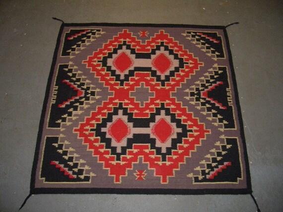 20% OFF SALE - 1980s Vintage Flatweave Kelim Rug