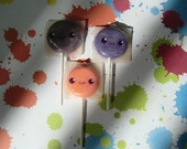 Assorted Polymer Clay Lollipops