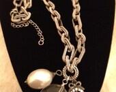 Silver - Filled Charm Necklace Uniquecharmsandmore