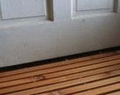 Large Cedar Door mat