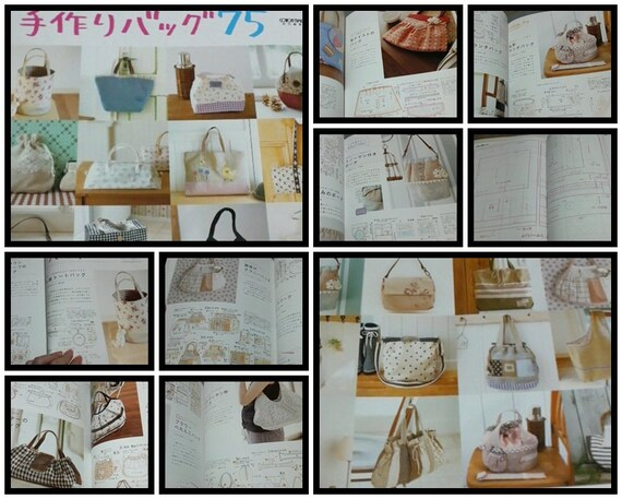 Japanese Craft book Cotton Time 75 designs Book No. C9477