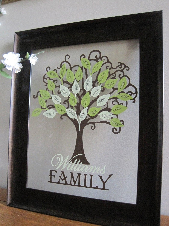 Unique Family Tree