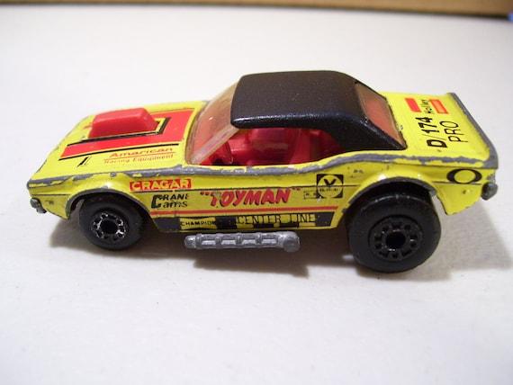 matchbox superfast dodge challenger toyman diecast car 1975. Black Bedroom Furniture Sets. Home Design Ideas