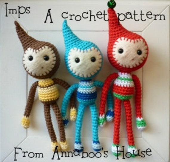 Crochet Imp PDF Pattern