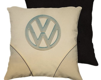 Sterling VW Pillow Case - Art photograph by RDelean