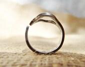 Antique Key Ring - Eagle Shine - Size 5.5