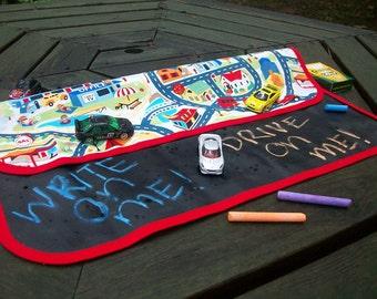 Chalkboard Activity Mat