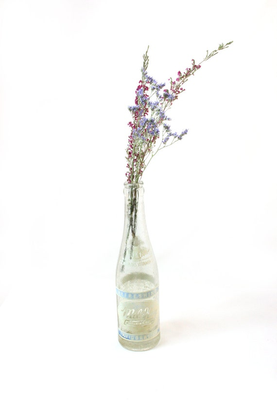 Mid 1940's Vintage Mil-Kay Bottle