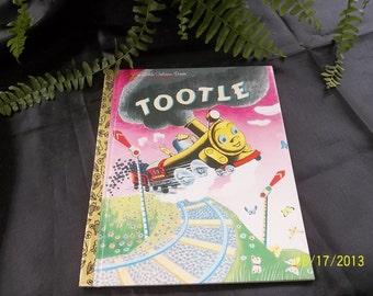 Tootle, A Little Golden Book, 1972
