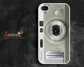 iphone 4 case iphone 4s case iphone 4 cover  digital camera image print design