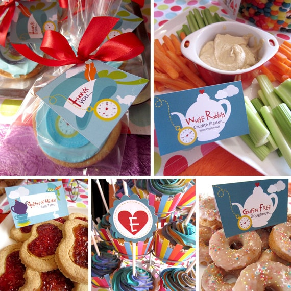 Mad Hatter Tea Party Baby Shower Mad Hatter Tea Party Baby