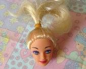 Barbie Head Pin