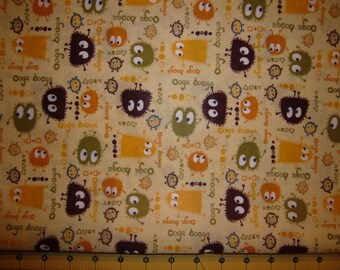 "20"" x 20"" PUL Diaper Cut - Ooga Booga Camo Colorway"