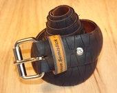 Bicycle Tire Belt - Hybrid Semislick Tread - No. 104