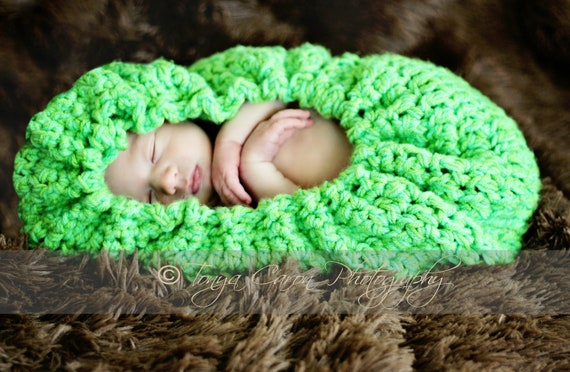 PATTERN PDF Adjustable Cocoon Photography Prop